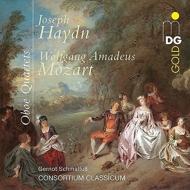 Haydn (Oboe Quartet)String Quartets Nos.48, 63, Mozart Oboe Quartet : Consortium Classicum