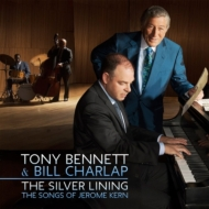 Tony Bennett / Bill Charlap/Silver Lining: The Music Of Jerome Kern (Ltd)
