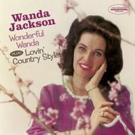 ローチケHMVWanda Jackson/Wonderful Wanda + Lovin' Country Style