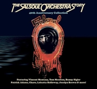 Salsoul Orchestra Story 40th Anniversary Collection