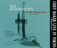 Chet Baker Live In Tokyo: �C�� �g�[�L���[ �E�����ŁE