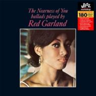 Nearness Of You (高音質盤/180グラム重量盤レコード/Jazz Workshop)