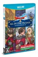 【Wii U】ドラゴンクエストX オールインワンパッケージ(ver.1+ver.2+ver.3)