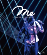 JIN AKANISHI LIVE TOUR 2015 〜Me〜(Blu-ray)