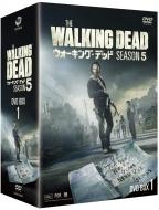 HMV&BOOKS onlineウォーキング・デッド/ウォーキング デッド: シーズン5 Dvd-box1