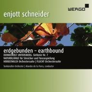 交響曲第7番『闇の世界 ウンタースベルク山』、『自然の響き〜チェリビダッケへのオマージュ』、他 デ・ラ・パーラ&トーンキュンストラー管