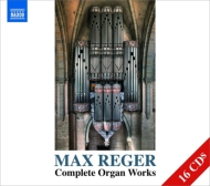 Complete Organ Works : B.Haas, L.Lohmann, H-J.Kaiser, J.Still, S.Frank, Welzel, Krapp, K.Sturm, Barthen, Rubsam, etc (16CD)