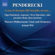 歌曲集『夢の海は私に息吹を送った・・・』 パシェチニク、マルシニク、ブレク、ヴィット&ワルシャワ・フィル