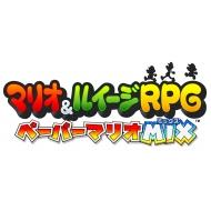 ローチケHMVGame Soft (Nintendo 3DS)/マリオ & ルイージrpg ペーパーマリオmix