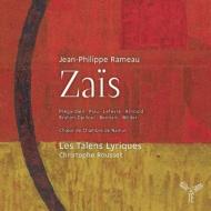 歌劇『ツァイス』全曲 ルセ&レ・タラン・リリク、J.プレガルディエン、ピオー、他(2014 ステレオ)(3CD)