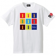 The Beatles 1 White Tee L