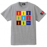 The Beatles 1 Gray Tee L
