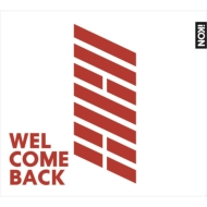 WELCOME BACK (CD only)