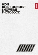 iKON DEBUT CONCERT 「SHOWTIME」 PHOTOBOOK