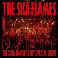 FLAMES LIVE (+DVD)【初回限定盤】