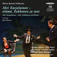 歌劇『アハティ・カルヤライネン』全曲 ラソンパロ&コッコラ・オペラ・アンサンブル、ヴァッレーン、コムシ、他(2014 ステレオ)