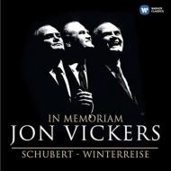 シューベルト(1797-1828)/Winterreise: Vickers(T) G.parsons(P) +interview