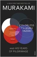The Colorless Tsukuru Tazaki And His Years Of Pilgrimag