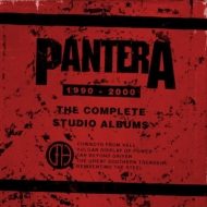 Complete Studio Albums 1990-2000 (5CD)