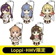 ラバーストラップセット 星座Ver.(5個セット)【Loppi・HMV限定】/ きゅんキャラいらすとれーしょんず『ご注文はうさぎですか??』 2回目