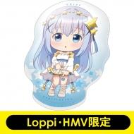 ビッグダイカットクッション 星座Ver.(チノ)【Loppi・HMV限定】/ きゅんキャラいらすとれーしょんず『ご注文はうさぎですか??』 2回目