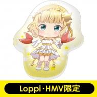 ビッグダイカットクッション 星座Ver.(シャロ)【Loppi・HMV限定】/ きゅんキャラいらすとれーしょんず『ご注文はうさぎですか??』 2回目