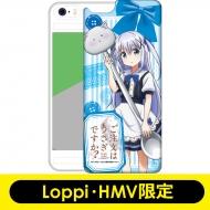 ICカバー 童話風テーマ(iPhone 5、5s/ チノ)【Loppi・HMV限定】/ 『ご注文はうさぎですか??』 2回目