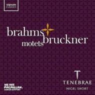 Bruckner Motets, Brahms Motets : N.Short / Tenebrae