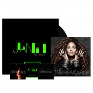 Unbreakable: Cd +No Sleeep Vinyl Single