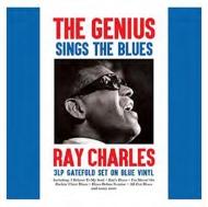 Genius Sings The Blues (Blue Vinyl)(3LP)(180グラム重量盤)