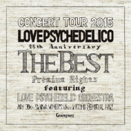 LOVE PSYCHEDELICO 15th ANNIVERSARY TOUR -THE BEST-LIVE (2CD)