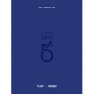 SUPER JUNIOR World Tour: SUPER SHOW 5&6 (4CD)