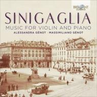ヴァイオリンとピアノのための作品集 アレッサンドリア・ジュノ、マッシミリアーノ・ジュノ、カルロ・ネグロ
