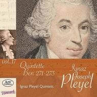 プレイエル、イグナツ(1757-1831)/String Quintets: Ignaz Pleyel Quintett