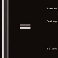 バッハ:ゴルトベルク変奏曲+ジョン・ロウ:オープニング、クロージング ジョン・ロウ(ピアノ)