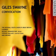 Convocation: Brewer / Great Britain National Youth Choir