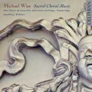 Sacred Choral Works: G.webber / Cambridge Gonville & Caius College Cho
