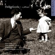 A Portrait-songs, Piano Works: S.hamilton(S)Stonehouse(Ms)David Wilde(P)