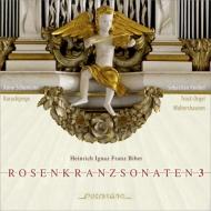 『ロザリオのソナタ』第3集 アンネ・シューマン(バロック・ヴァイオリン)、クネーベル(オルガン)