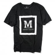 Tシャツ -MIDNIGHT-【メンズ M】/ MIDNIGHT GALAXY 1ST COLLECTION -RE:BIRTH-