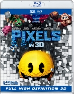 ピクセル IN 3D【初回生産限定】(2枚組)