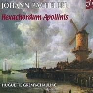 Hexachordum Apollinis: Gremy-chauliac(Cemb)