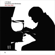 バッハ(1685-1750)/(Piano)invention & Sinfonia: Zhu Xiao-mei(P)