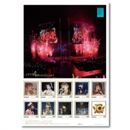 AKB48 10th Anniversary Commemorative Stamps.