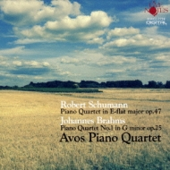 Piano Quartet, 1, : Avos Piano Quartet +schumann: Piano Quartet