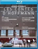 『ホフマン物語』全曲 マルターラー演出、カンブルラン&マドリード王立歌劇場、カトラー、オッター、ブルガーゴーズマン、他(2014 ステレオ)