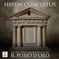 ハイドン(1732-1809)/Concertos Sy 83 Etc: Minasi(Vn) / Il Pomo D'oro Emelyanychev(Cemb) Hinterholzer(H