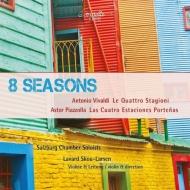 ヴィヴァルディ:四季、ピアソラ:ブエノスアイレスの四季 ラルセン&ザルツブルク・チェンバー・ソロイスツ
