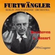 Beethoven Symphony No.6, Mozart Piano Concerto No.20 : Furtwangler / Berlin Philharmonic, Lefebure(P)(1954 Lugano)