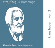 String Quartet, 1, 2, : 3g Q +intarsimile: Streiff(Vn)